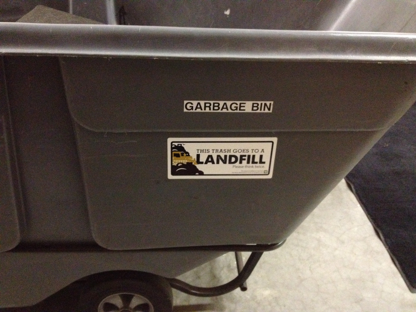 this waste goes to a landfill sticker2.JPG